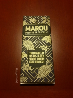 Marou chocolate