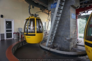 bana hills cable car