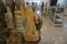 Marble factory and store in Da Nang