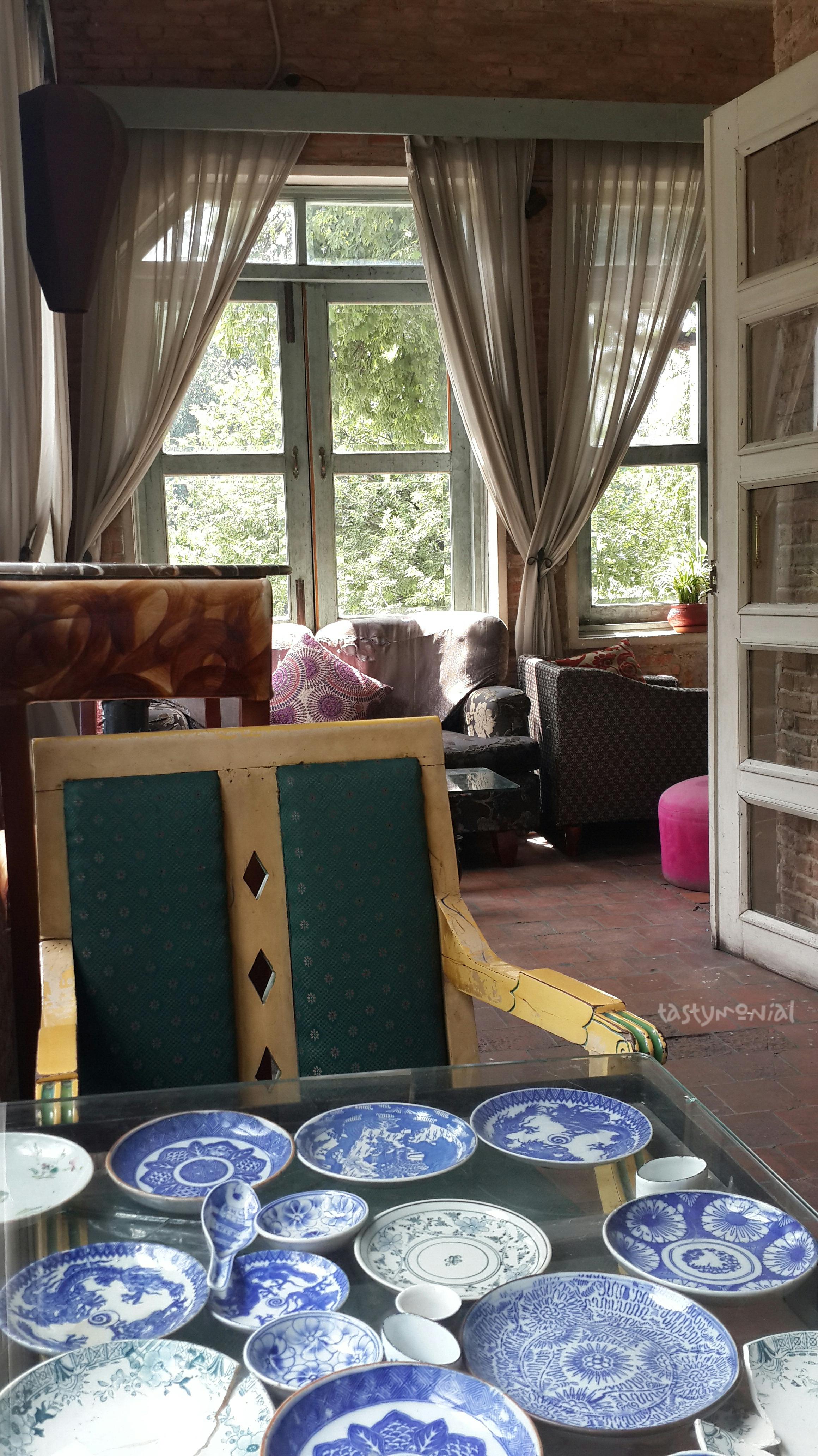La fenetre soleil indonesian restaurant in ho chi minh for La fenetre soleil saigon