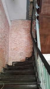 Stair to 2nd floor