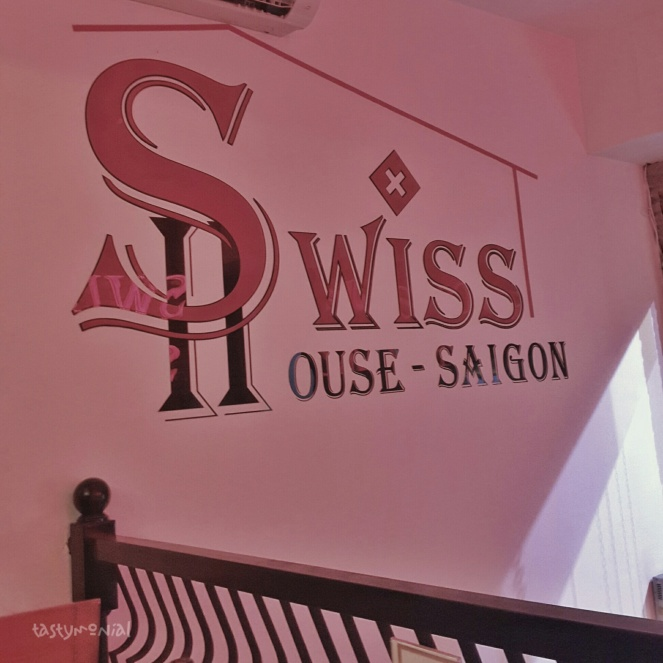 Swiss House Saigon