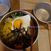On The Bibimbap