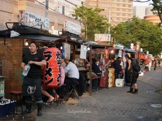 Yatai street