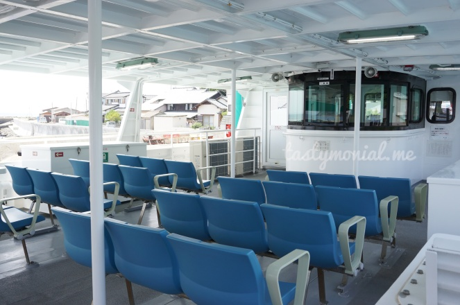 Ferry deck outdoor