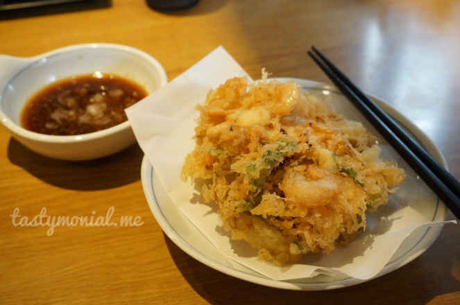 Kakiage Vegetable Tempura