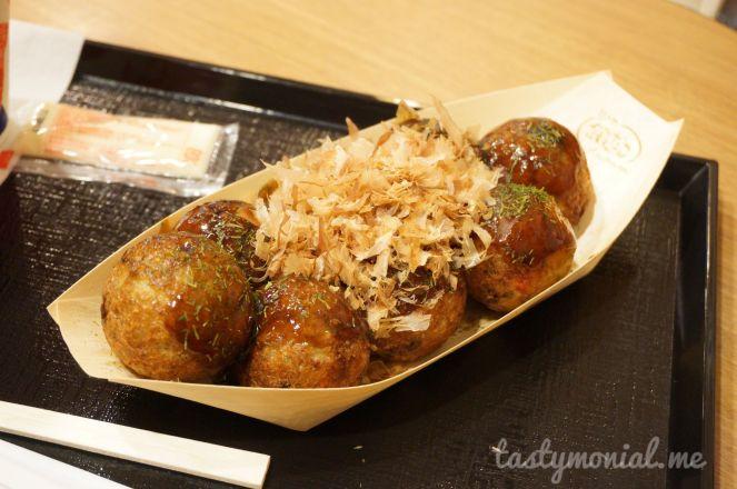 Takoyaki Gindaco