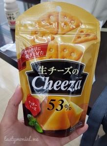 Cheeza by Glico