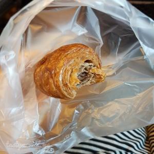 chocolate croissant fukuoka