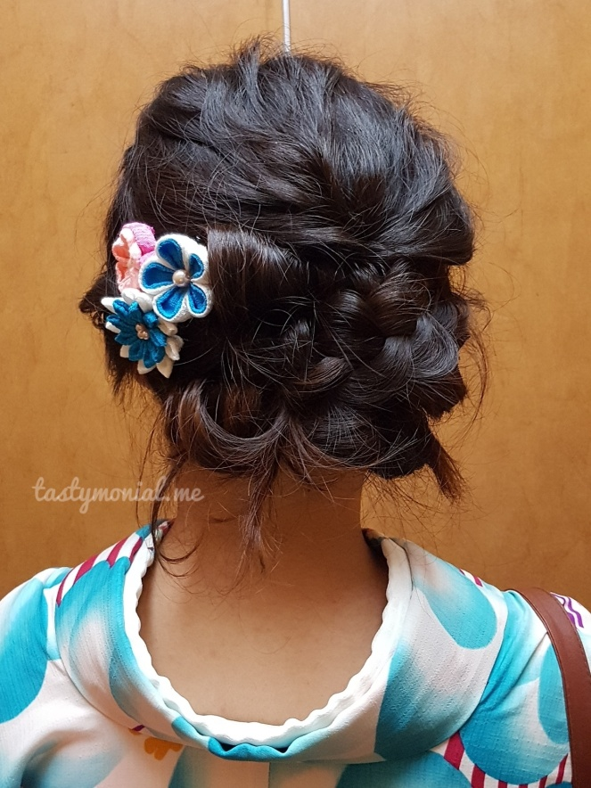 Kimono Hairdo Nagasaki