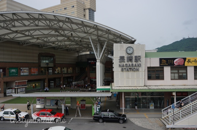 Nagasaki Train Station