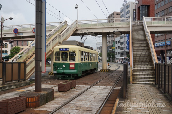 Nagasaki Tram / Street Car