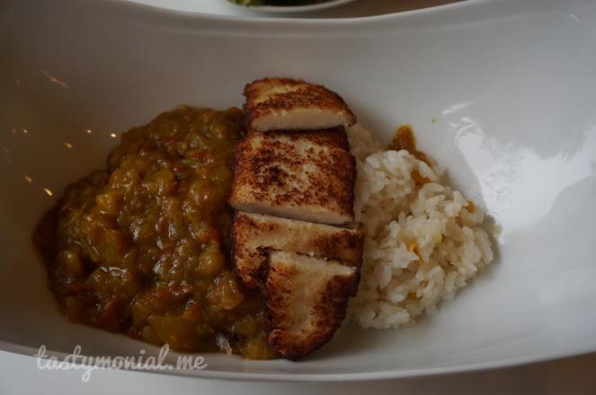 Chicken Katsu Curry Rice