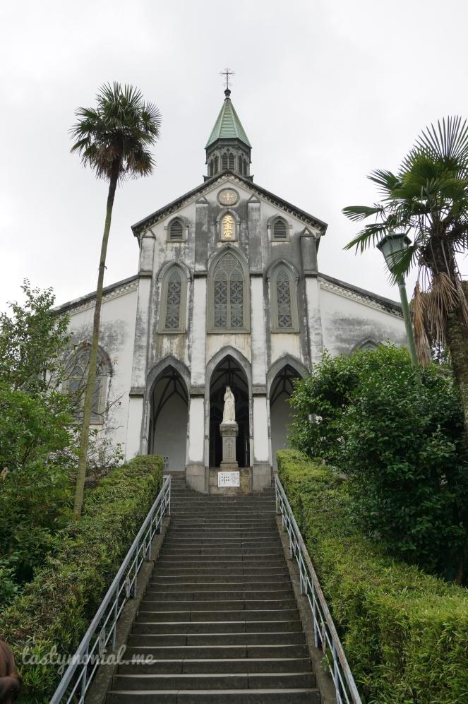 Oura Catholic Church Nagasaki