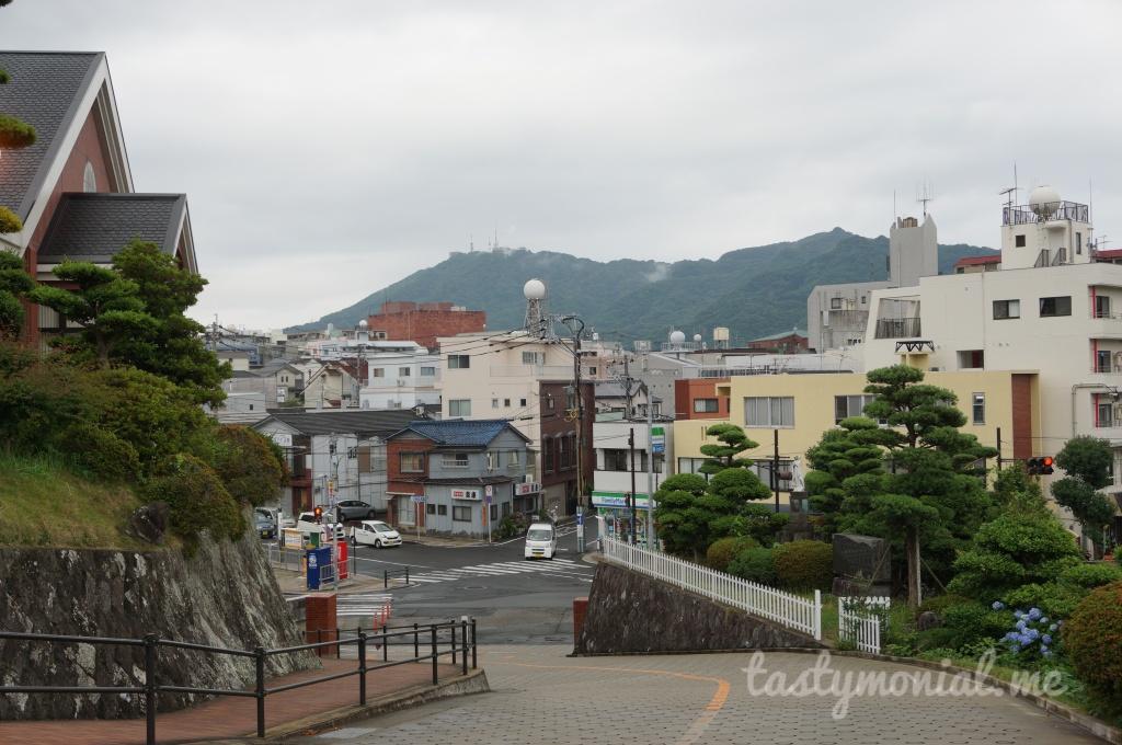Around Urakami Cathedral