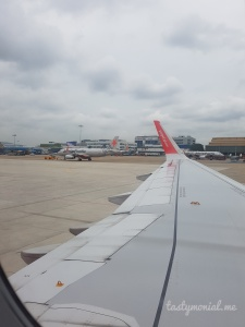 Arriving in Nha Trang with VietJet