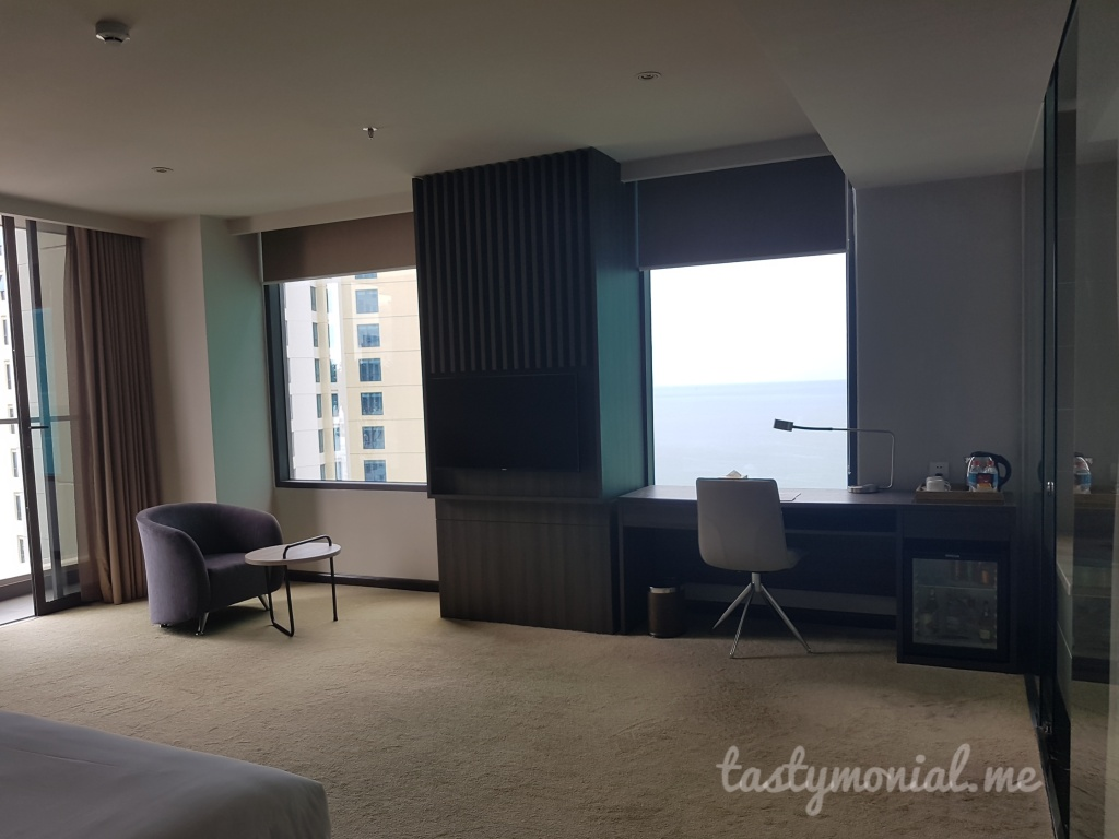 Alana Beach Hotel Nha Trang Executive Suit Room