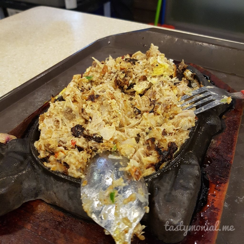 Sisig Filipino Food