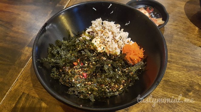 Rice ball (Anchovy) Masizzim