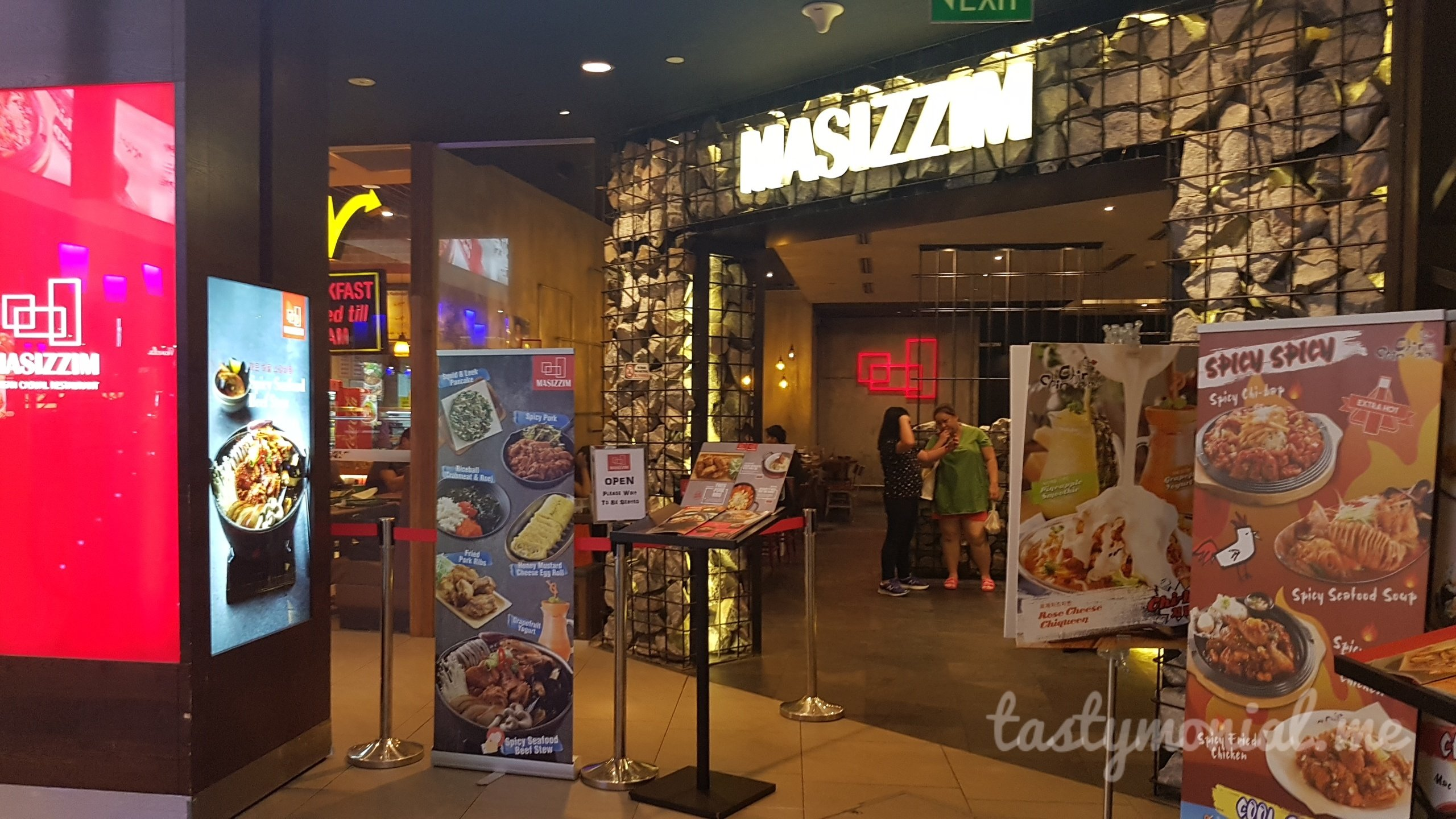 Masizzim Singapore – Korean food restaurant