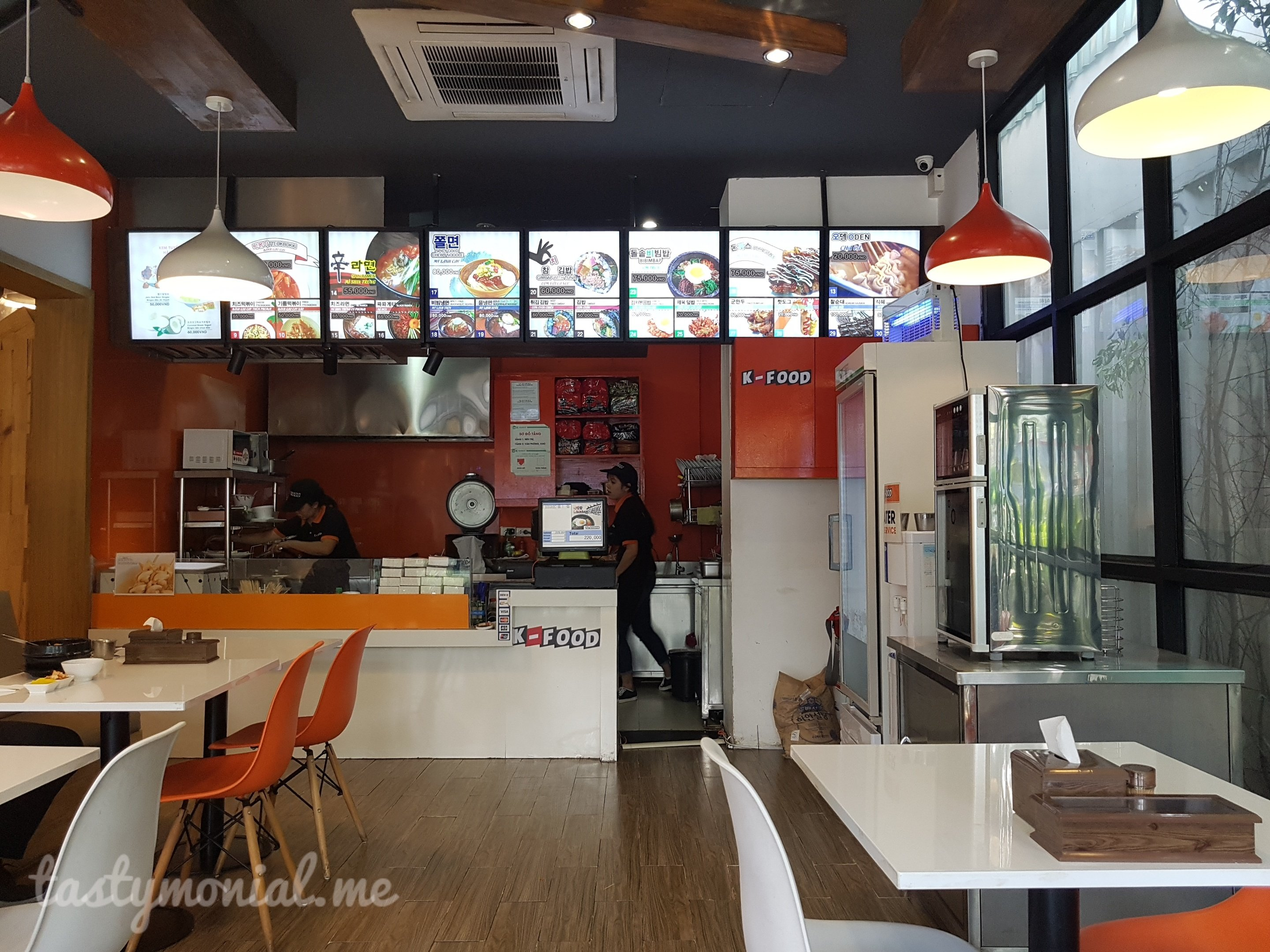 K-Food – Korean Fast Food