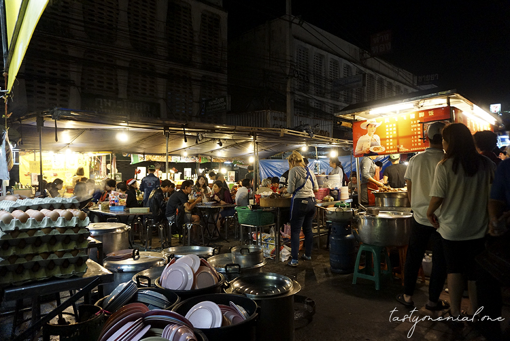 Chang Phueak Food Market Chiang Mai