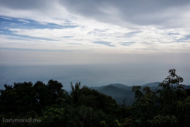 View from Doi Suthep Temple