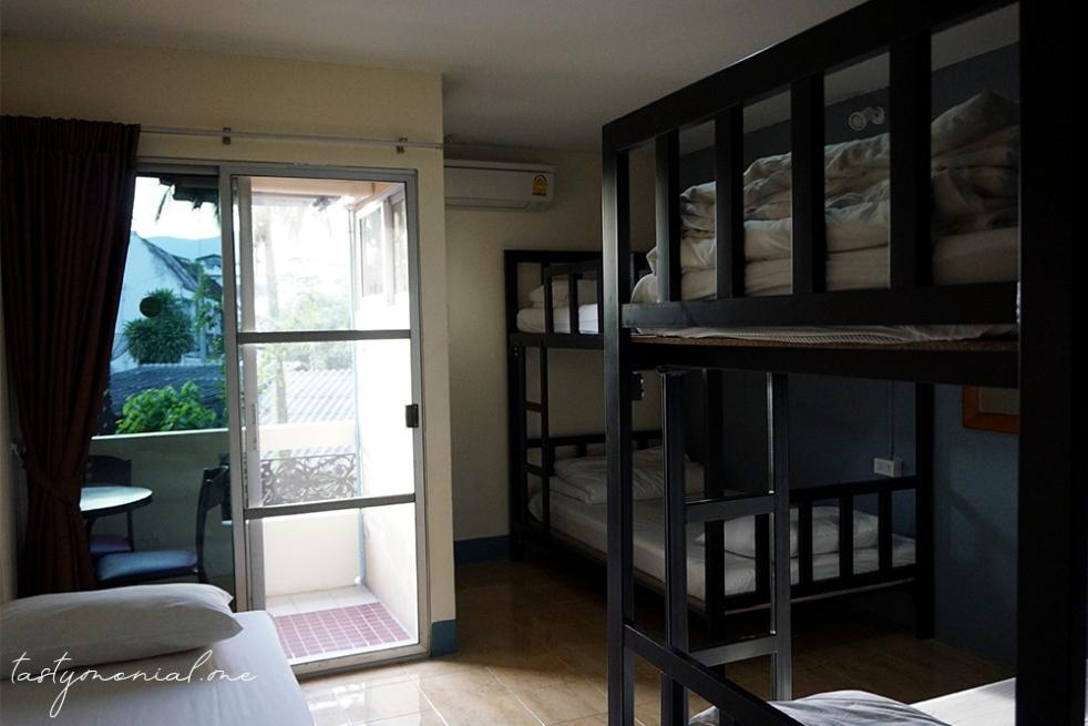 Room at Box Hostel Chiang Mai