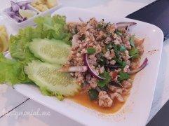 Pork Laab Chiang Mai