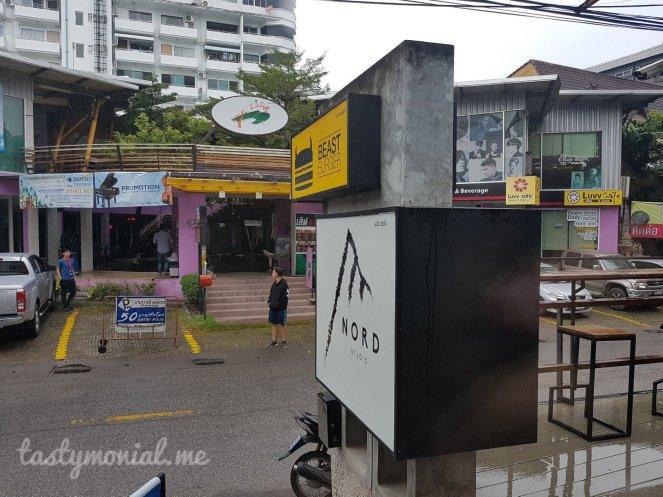 Beast Burger restaurant chiang mai