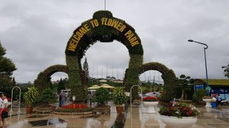 Welcome to Flower Park Da Lat