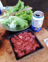 Beef BBQ @ Chu Restaurant Da Lat