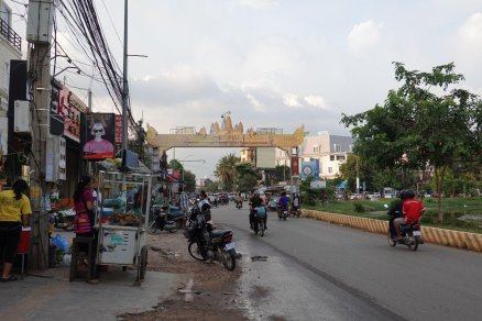 Siem Reap City Cambodia