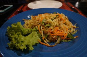 Mango Salad The Oasis Siem Reap