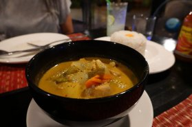 Cambodian Chicken Curry The Oasis Siem Reap