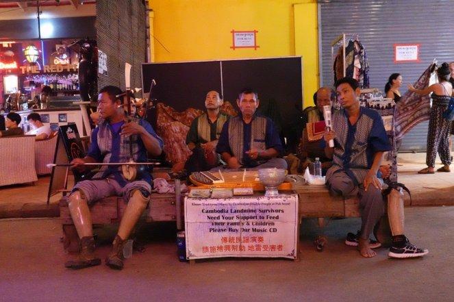 Cambodian Landmine Survivors Donation Pub Street