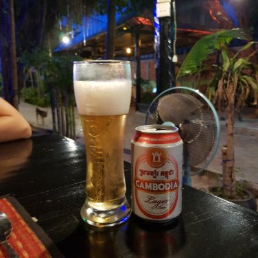 Cambodia Beer