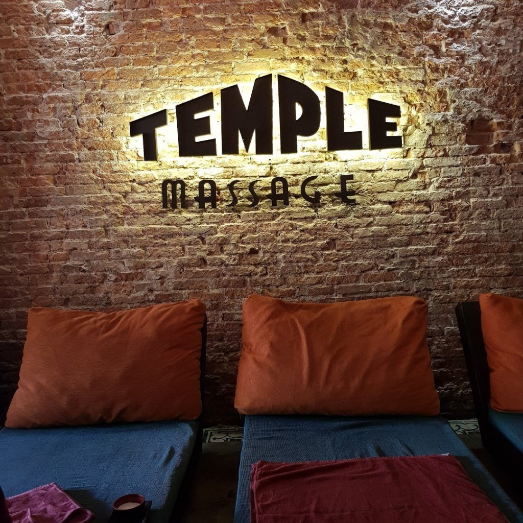 Temple Massage Siem Reap Cambodia