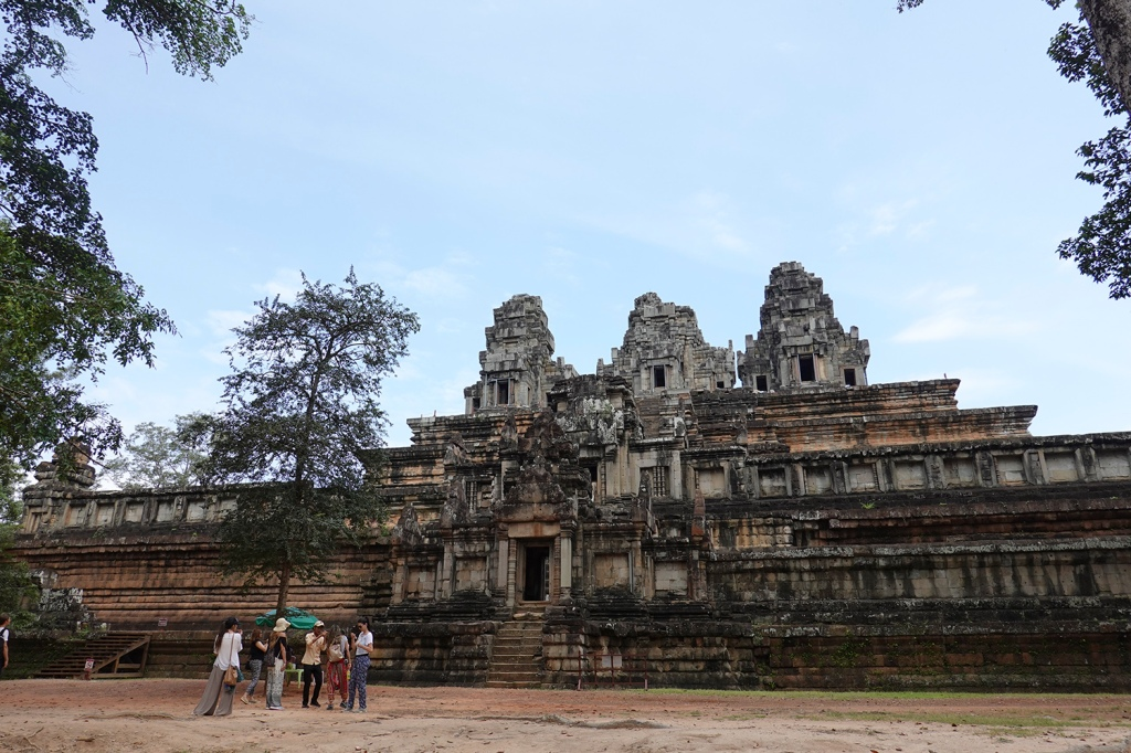 Ta keo Temple Mountain Pyramid Angkor Cambodia