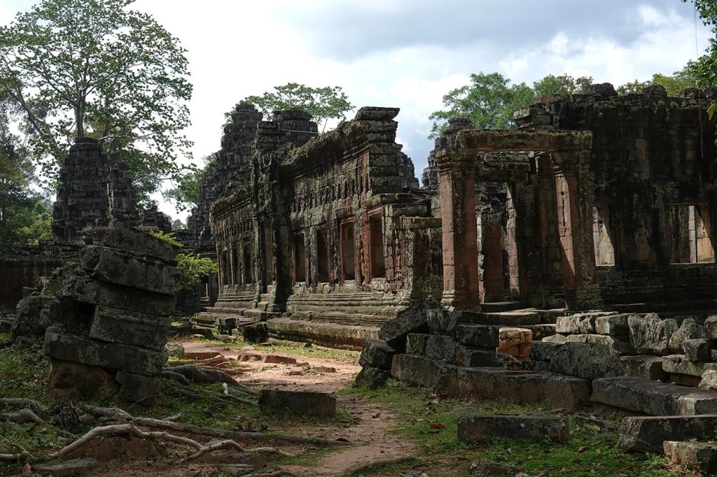 Banteay Kdei Angkor Cambodia
