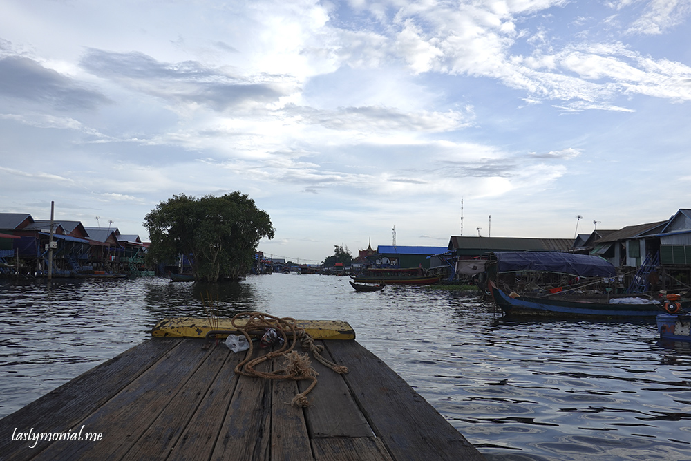 Floating Village Tonle Sap Lake