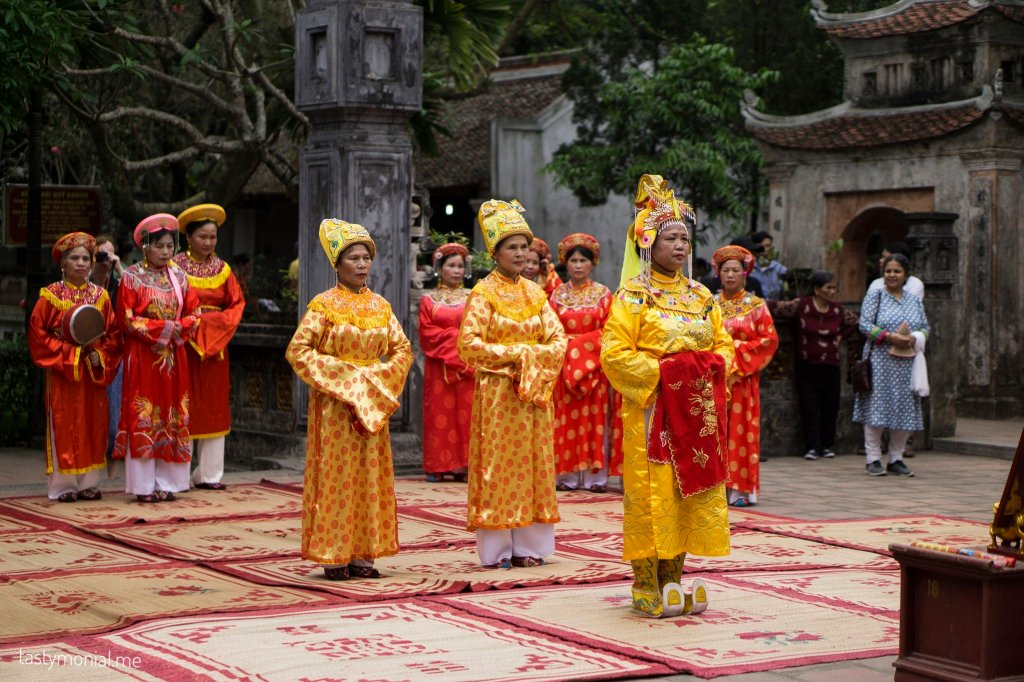 ninh binh old town festival
