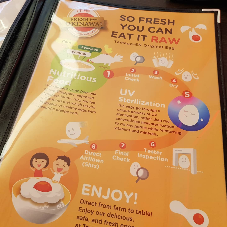 tamago en fresh egg okinawa