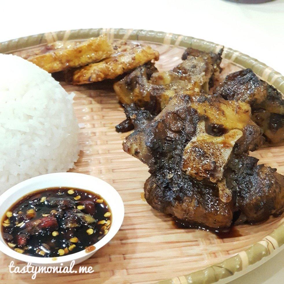 Grilled Oxtail Warung Surabaya Lucky Plaza