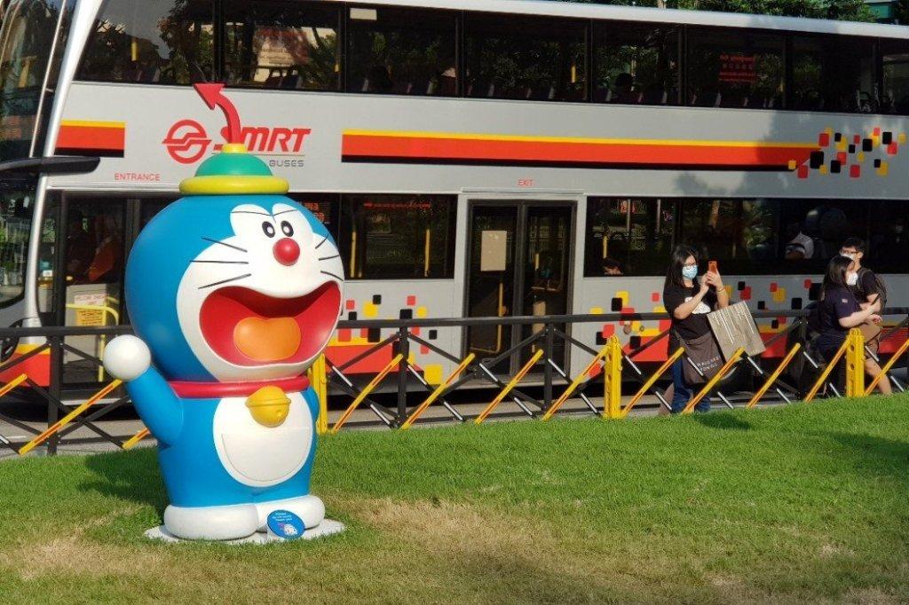 Doraemon Exhibition National Museum Singapore