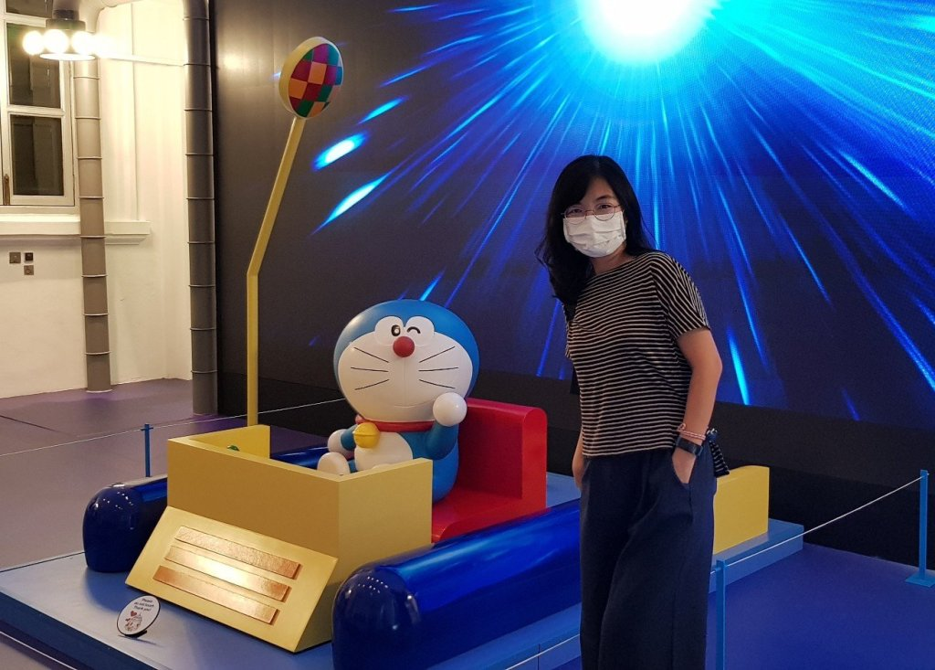 Doraemon Exhibition Time Machine